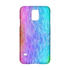 Abstract Color Pattern Textures Colouring Samsung Galaxy S5 Hardshell Case