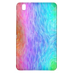 Abstract Color Pattern Textures Colouring Samsung Galaxy Tab Pro 8.4 Hardshell Case