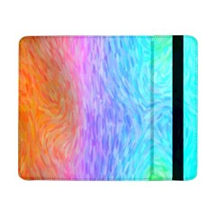 Abstract Color Pattern Textures Colouring Samsung Galaxy Tab Pro 8 4  Flip Case