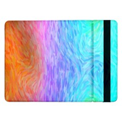 Abstract Color Pattern Textures Colouring Samsung Galaxy Tab Pro 12.2  Flip Case