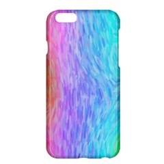 Abstract Color Pattern Textures Colouring Apple iPhone 6 Plus/6S Plus Hardshell Case