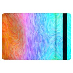Abstract Color Pattern Textures Colouring iPad Air 2 Flip