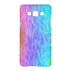 Abstract Color Pattern Textures Colouring Samsung Galaxy A5 Hardshell Case