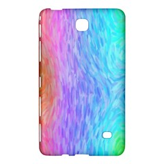 Abstract Color Pattern Textures Colouring Samsung Galaxy Tab 4 (7 ) Hardshell Case