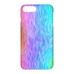 Abstract Color Pattern Textures Colouring Apple Iphone 7 Plus Hardshell Case