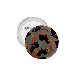 African Women Ethnic Pattern 1 75  Buttons