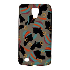 African Women Ethnic Pattern Galaxy S4 Active