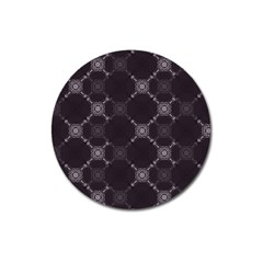 Abstract Seamless Pattern Magnet 3  (round)
