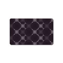 Abstract Seamless Pattern Magnet (Name Card)