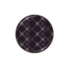 Abstract Seamless Pattern Hat Clip Ball Marker (10 Pack)