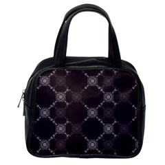 Abstract Seamless Pattern Classic Handbags (one Side)