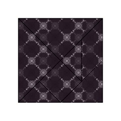 Abstract Seamless Pattern Acrylic Tangram Puzzle (4  x 4 )