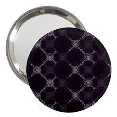 Abstract Seamless Pattern 3  Handbag Mirrors