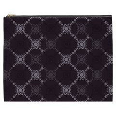 Abstract Seamless Pattern Cosmetic Bag (xxxl)