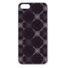 Abstract Seamless Pattern Apple Seamless iPhone 5 Case (Clear)