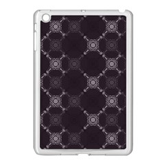 Abstract Seamless Pattern Apple iPad Mini Case (White)