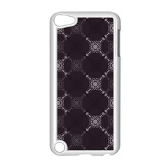 Abstract Seamless Pattern Apple iPod Touch 5 Case (White)