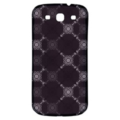 Abstract Seamless Pattern Samsung Galaxy S3 S III Classic Hardshell Back Case