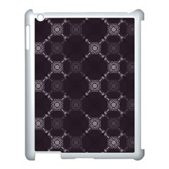 Abstract Seamless Pattern Apple Ipad 3/4 Case (white)