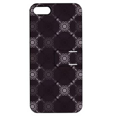 Abstract Seamless Pattern Apple iPhone 5 Hardshell Case with Stand