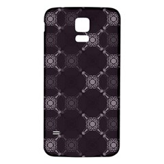 Abstract Seamless Pattern Samsung Galaxy S5 Back Case (white)