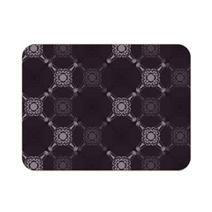Abstract Seamless Pattern Double Sided Flano Blanket (Mini)