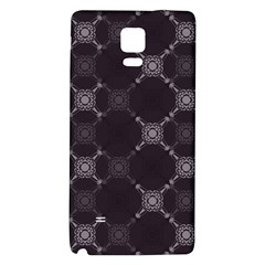 Abstract Seamless Pattern Galaxy Note 4 Back Case