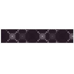 Abstract Seamless Pattern Flano Scarf (Large)