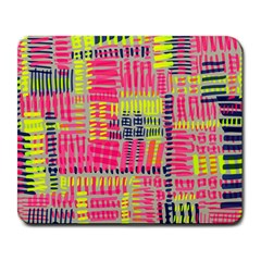 Abstract Pattern Large Mousepads