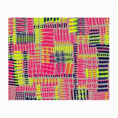 Abstract Pattern Small Glasses Cloth (2 Side)