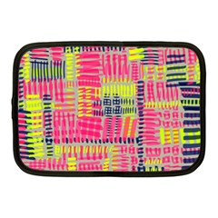 Abstract Pattern Netbook Case (medium)