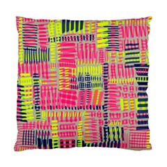 Abstract Pattern Standard Cushion Case (one Side)