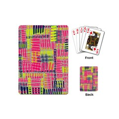 Abstract Pattern Playing Cards (mini)