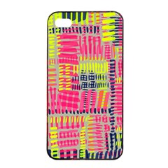 Abstract Pattern Apple iPhone 4/4s Seamless Case (Black)