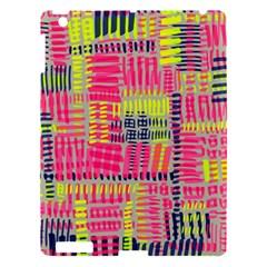 Abstract Pattern Apple iPad 3/4 Hardshell Case