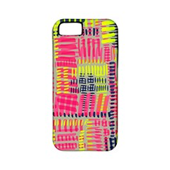 Abstract Pattern Apple iPhone 5 Classic Hardshell Case (PC+Silicone)