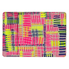Abstract Pattern Samsung Galaxy Tab 10.1  P7500 Flip Case