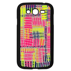 Abstract Pattern Samsung Galaxy Grand DUOS I9082 Case (Black)
