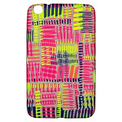 Abstract Pattern Samsung Galaxy Tab 3 (8 ) T3100 Hardshell Case