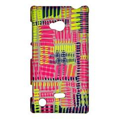 Abstract Pattern Nokia Lumia 720