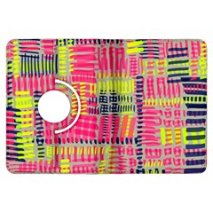 Abstract Pattern Kindle Fire HDX Flip 360 Case