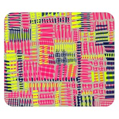 Abstract Pattern Double Sided Flano Blanket (Small)