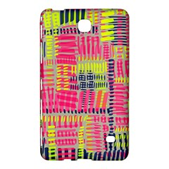 Abstract Pattern Samsung Galaxy Tab 4 (7 ) Hardshell Case