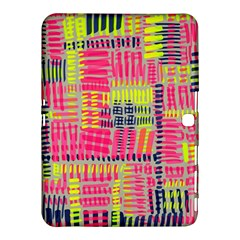 Abstract Pattern Samsung Galaxy Tab 4 (10.1 ) Hardshell Case
