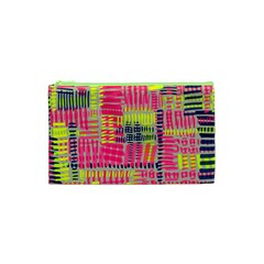 Abstract Pattern Cosmetic Bag (XS)