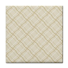 Background Pattern Tile Coasters