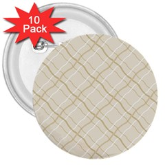 Background Pattern 3  Buttons (10 Pack)