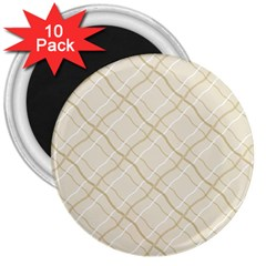 Background Pattern 3  Magnets (10 pack)