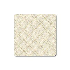 Background Pattern Square Magnet