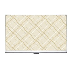Background Pattern Business Card Holders